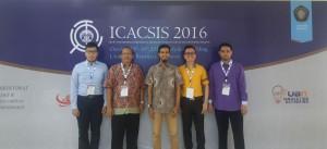 Foto Bersama Rekan-rekan dari IPB, National University of Taiwan, dan Fasilkom UI